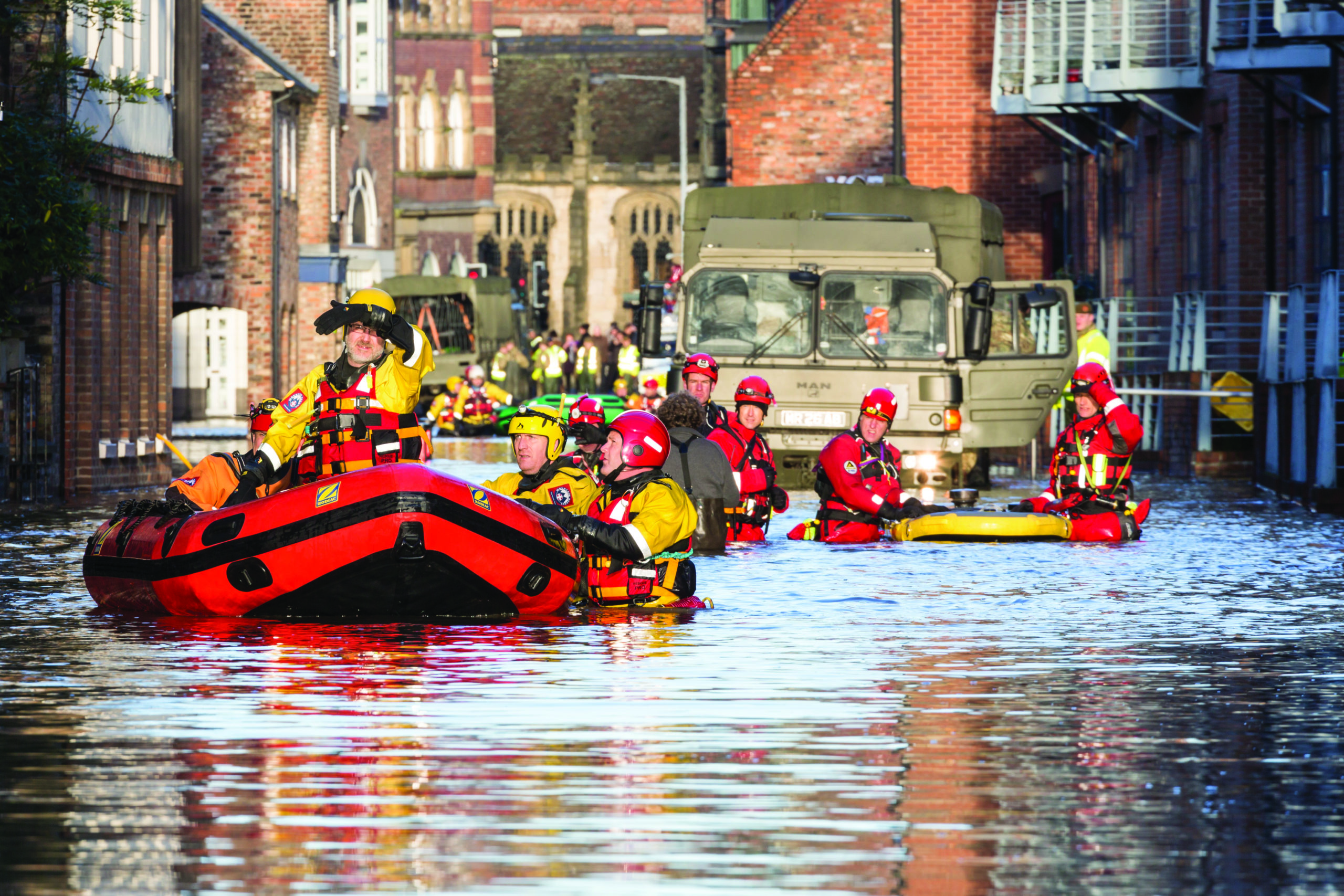 Rapid Response is Crucial for Any Emergency - An ERP Can Help