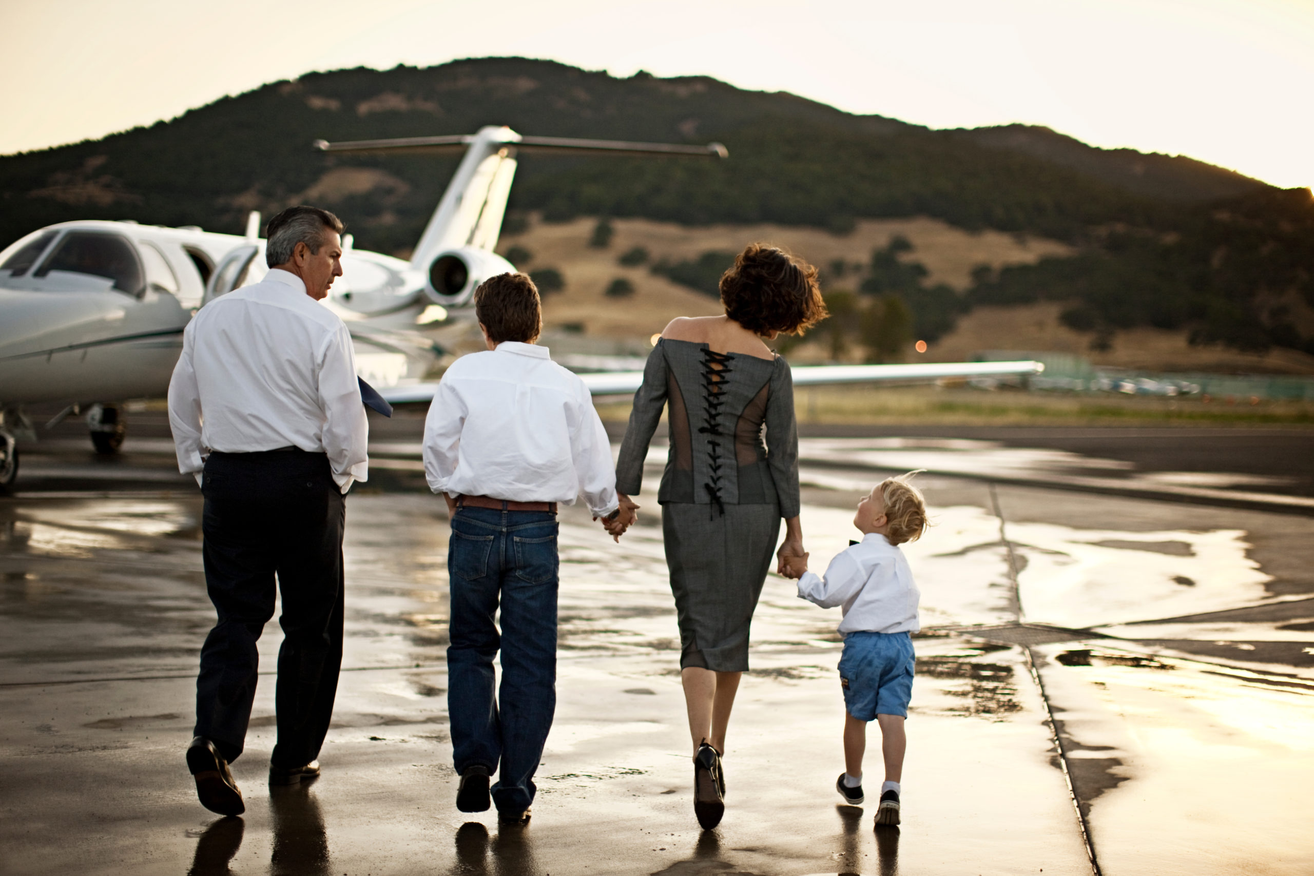 PJS PROVIDES FAMILY OFFICE AIRCRAFT MANAGEMENT