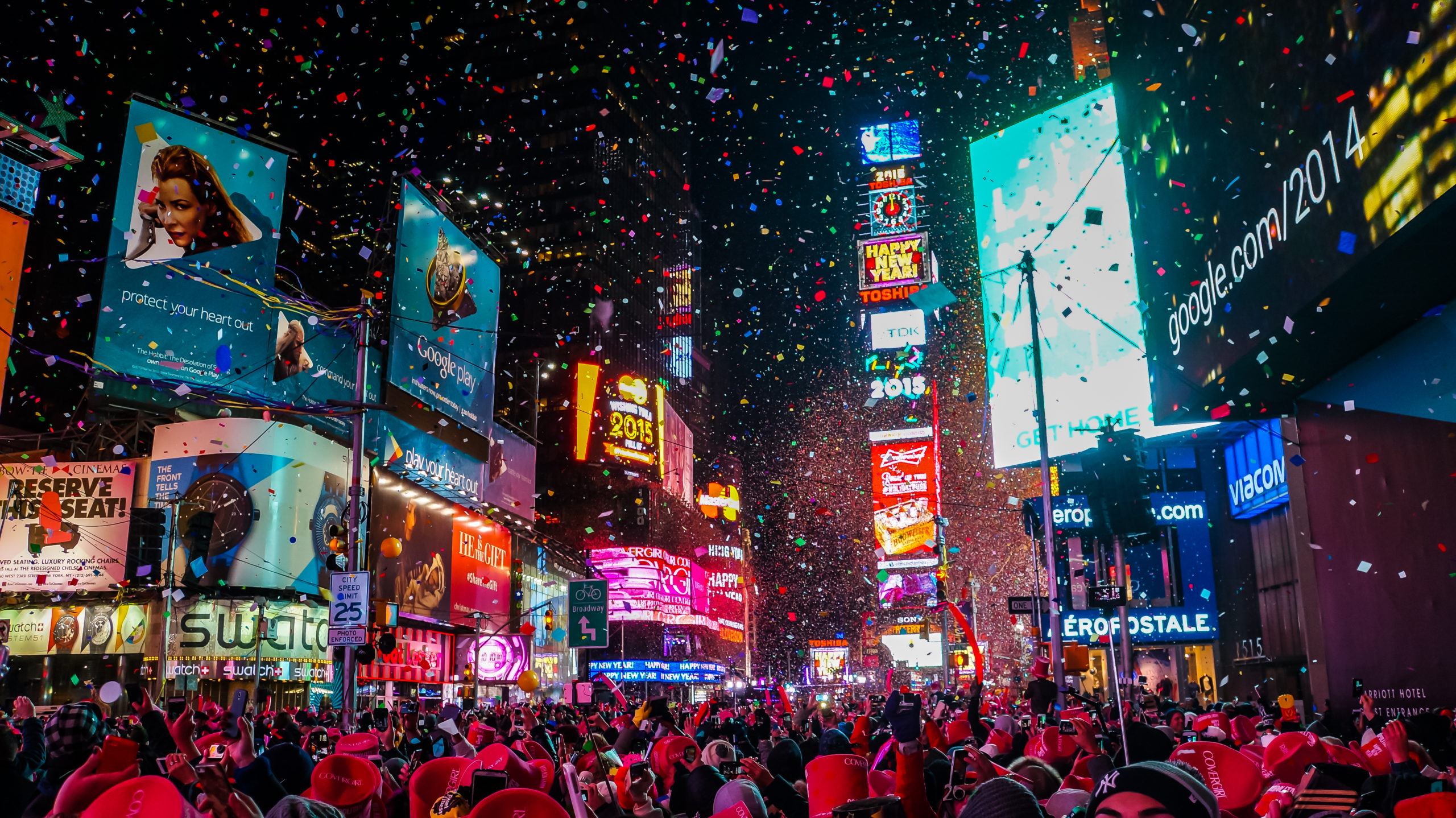 Top 10 Destinations for New Year's Eve Celebrations