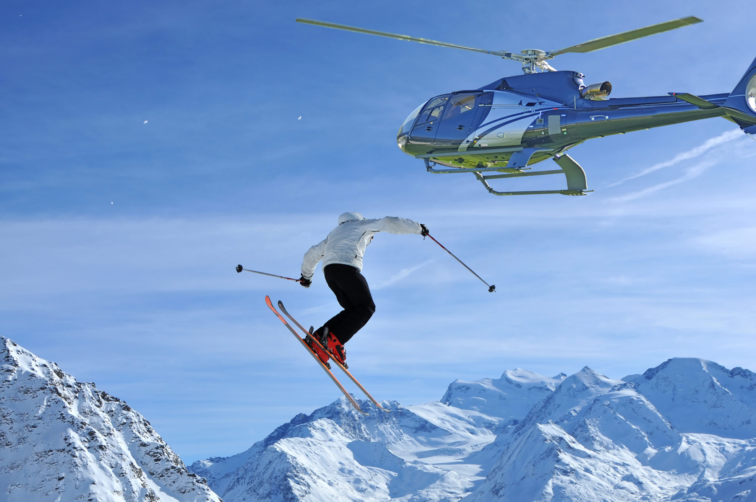 Plan an Epic Heli Ski Adventure at These Top Destinations
