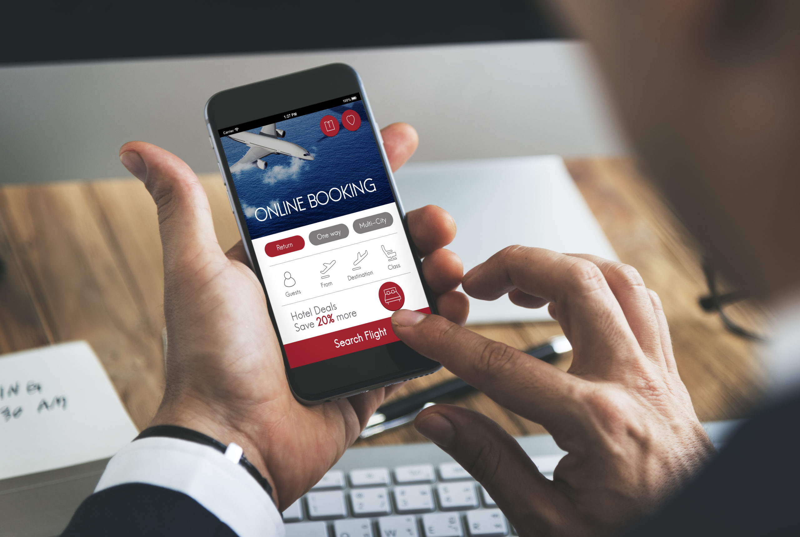 Top 5 Things to Know About Private Aviation Apps