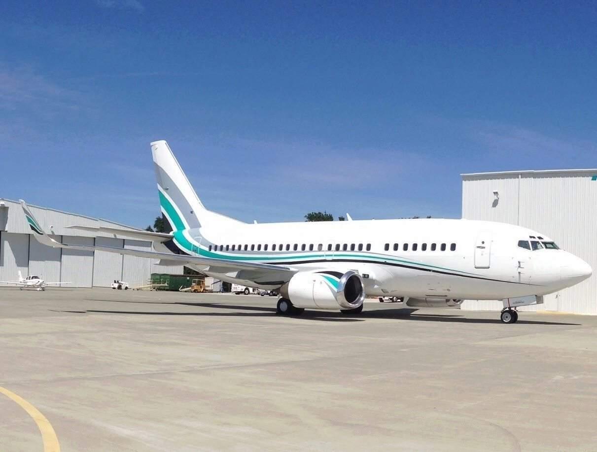 Boeing 737 500 Vip Pjs Group